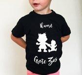 Ik word grote zus T-shirt (86/92)