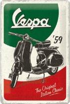 Wandbord - Vespa original