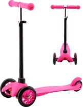 Sports Active City Tri-scooter roze