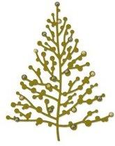 Sizzix Thinlits Die - Treetops Glisten 661729 Pete Hughes