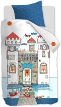 BH Kids Knight Castle Blue 140x200/220