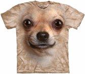 Honden T-shirt Chihuahua voor volwassenen L
