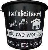 Klusemmer Gefeliciteerd Nieuwe Woning