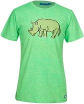 Someone Jongens t-shirts & polos Someone T-shirt groen 122