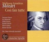 Cosi Fan Tutte (Sung In German)