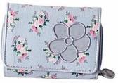 Portemonnee Flower - Roze - Stapelgoed