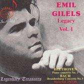 Legendary Treasures - Emil Gilels Legacy Vol 1