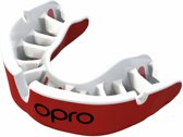 OPRO Gold Bitje Adult Rood/Wit