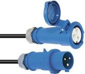 PSSO CEE-Kabel 16A 3x2.5 10m blauw