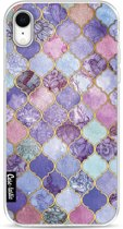 Casetastic Softcover Apple iPhone XR - Purple Moroccan Tiles