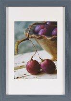 Henzo Deco Fotolijst - Fotomaat 20x30 cm - Blauw