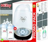 Special pack: Deluxe electric sterilizer (NT67692) + 3 bottles NT67017 210ml Packaging: Box