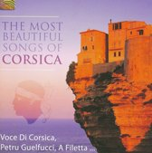 Most Beautiful Songs Of Corsica, Th