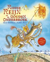 Prentenboek Ridder reijn en de gouden