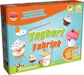 Science 4 You Yoghurt Fabriek - Experimenteerset