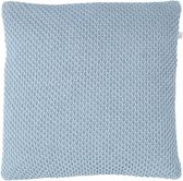 Dutch Decor Kussenhoes Dragan 45x45 cm blue
