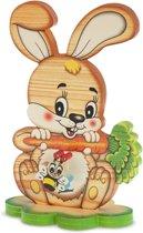 Muziekdoos konijn tafelmodel | Bartolucci | Hout