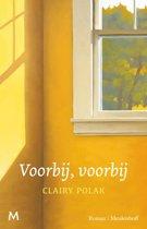 Boek cover Voorbij, voorbij van Clairy Polak (Hardcover)