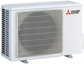 Mitsubishi Electric MUZ-AP25VG-E1 air conditioner Buiteneenheid airconditioning Wit
