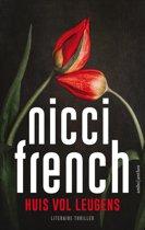 Boek cover Huis vol leugens van Nicci French (Onbekend)