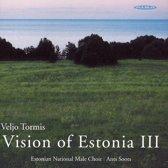 Tormis: Vision Of Estonia Iii
