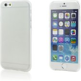 iPhone 6(S) 4.7'' TPU Matte Finish Case w/ Package - White