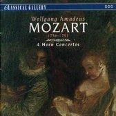 4 Horn Concertos