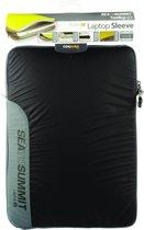 Sea to Summit - Laptop Sleeve 13 - Laptoptas - Kleur: black