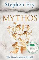 Boek cover Mythos van Stephen Fry (Hardcover)