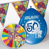 50 Jaar Abraham Knalfeest Pakket