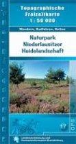 Naturpark Niederlausitzer Heidelandschaft 1 : 50 000