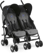 Chicco Echo Twin Buggy - Coal