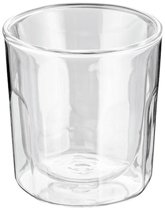 Horwood Judge - Dubbelwandig Glas Laag - Set van 2 Stuks - 300 ml - Transparant