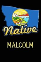 Montana Native Malcolm