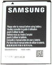 Samsung batterij voor de Samsung I8350 Omnia W