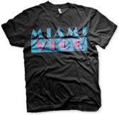 Miami Vice t-shirt heren M