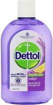 Dettol Liquid Lavender & orange oil 500 ml