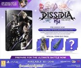 Dissidia Final Fantasy NT - Steelbook Limited Edition - PS4