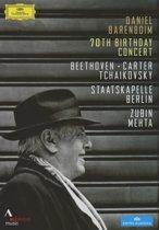 Barenboim Birthday Concert