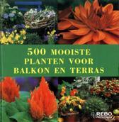 500 mooiste planten voor balkon en terras