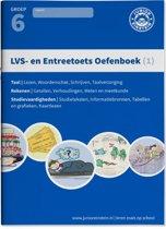 LVS- en Entreetoets Oefenboek (1) Deel 1 - Gemengde opgaven - Groep 6