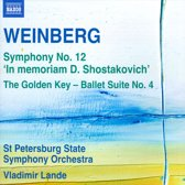 Weinberg,Symphony No.12 'In Memory Of Dmitry Shost