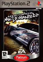 Need for Speed Most Wanted (platinum)