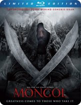 Mongol (Limited Metal Edition Blu-ray)
