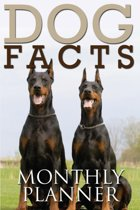 Dog Facts Monthly Planner / 12 Months