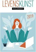 2019 levenskunst scheurkalender