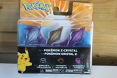Pokemon Z-Crystal 3-Pack ( Steelium Z,Rockium Z, poisonium Z)