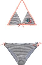 Protest YONNA JR Triangle Bikini Meisjes - True Black - Maat 128