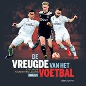 Boekomslag van 'De vreugde van het voetbal'