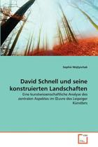 David Schnell Und Seine Konstruierten Landschaften